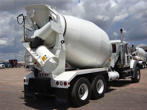 Concrete Mixing Truck Cleaners & Cleaning | Biodegradable