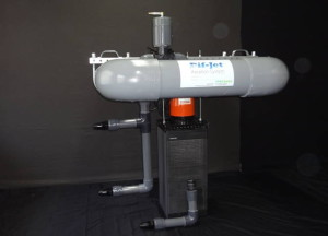 Dif-Jet Floating Aerator
