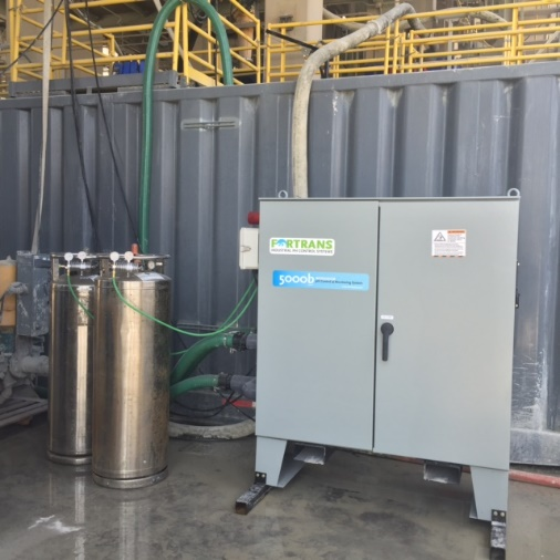 6000 Series High-Capacity pH Control System